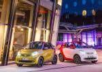 New Smart ForTwo Cabrio 2019 – uma nova geração de mini-show: Preços, Ficha técnica, Interior e Consumo