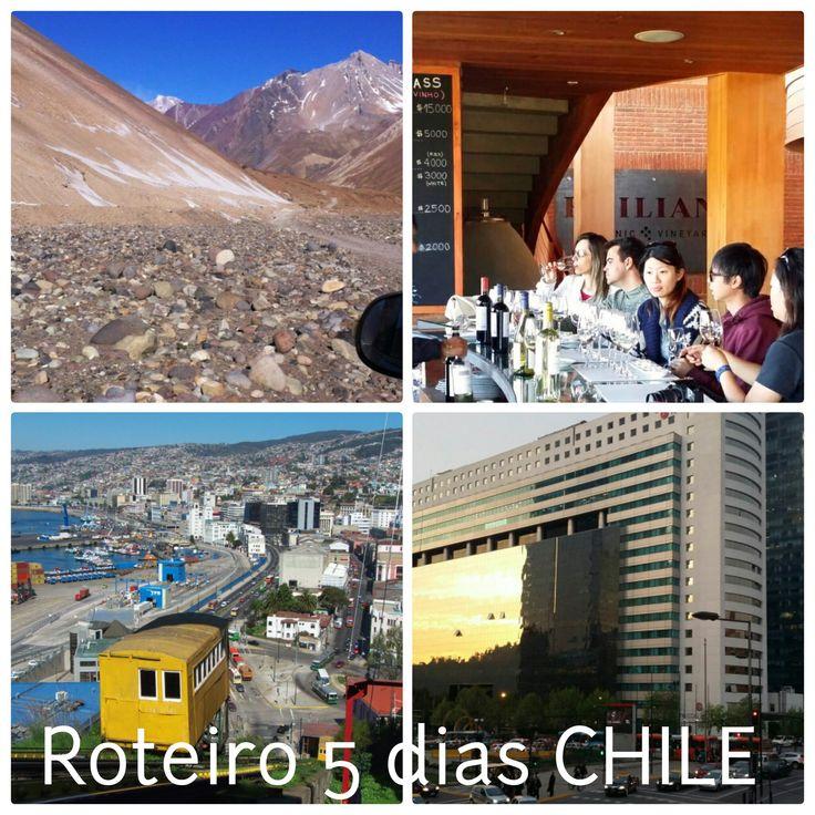Elaboramos esse roteiro com passeios em Santiago, por suas belas praias, pela cordilheira dos andes, e por suas vinhas. Vem conhecer o Chile com a gente!