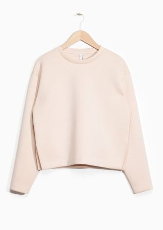 & Other Stories | Scuba Sweater