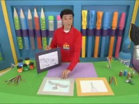Art Attack - Disney Channel -