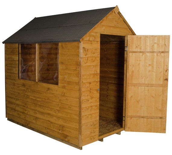 25 best ideas about garden sheds uk on pinterest summer. Black Bedroom Furniture Sets. Home Design Ideas