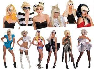 Disfraz de Lady GaGa