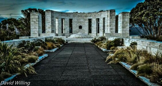 Massey Memorial, Wellington