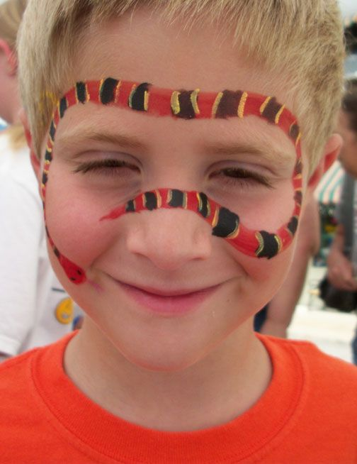 17 Best images about Face Painting Ideas for Kids Birthday ...