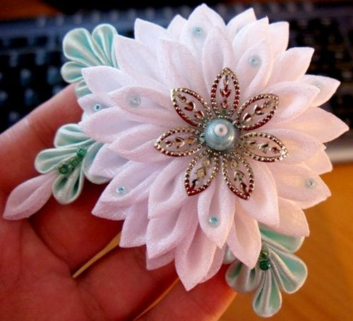 #diy #craft #flower                                                                                                                                                      Mais