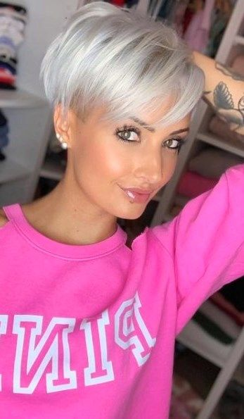 20 Lovely Short Haircut Ideas