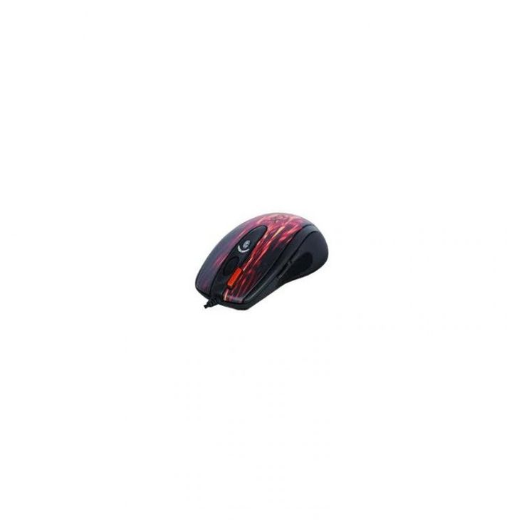 Mouse A4Tech gaming USB laser X7 Oscar XL-750 Fiery Red
