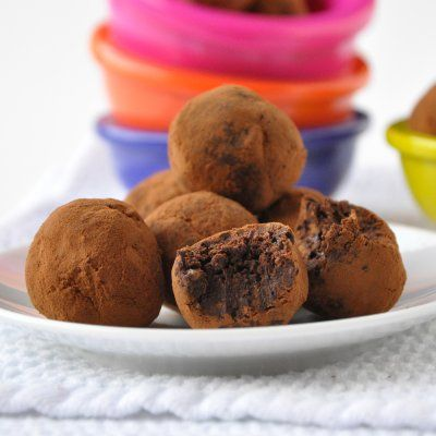 Cocoa-Oaty Cookies (from Forks over Knives) Recipe by HALFFAST via @SparkPeople