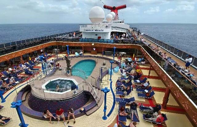 8 Best Carnival Miracle Images On Pinterest Cruises