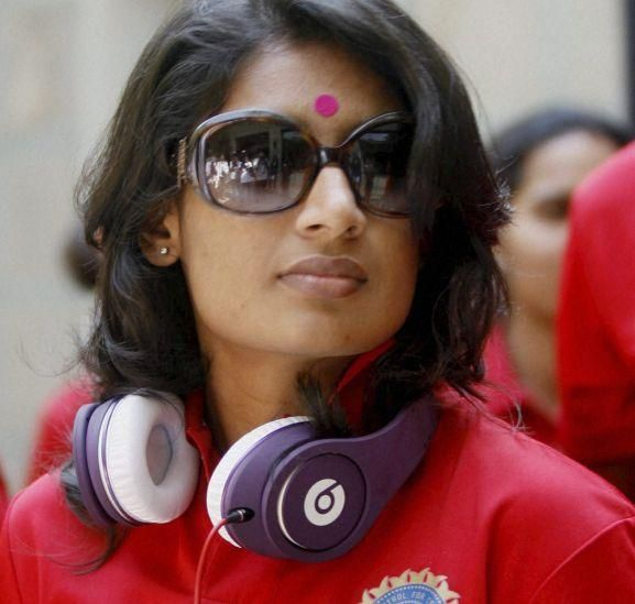 Indian women's cricket captain Mithali Raj