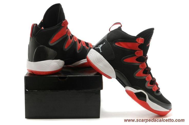 scarpe da ginnastica Nero/Rosso Air Jordan XX8 SE