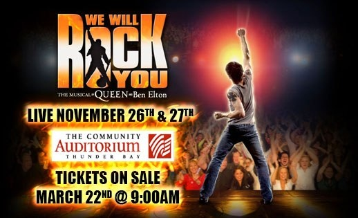 We Will Rock You  #tbay