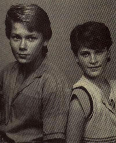 River Phoenix with younger brother Joaquin. River Phoenix:is an  American musician, film actor, and activist.