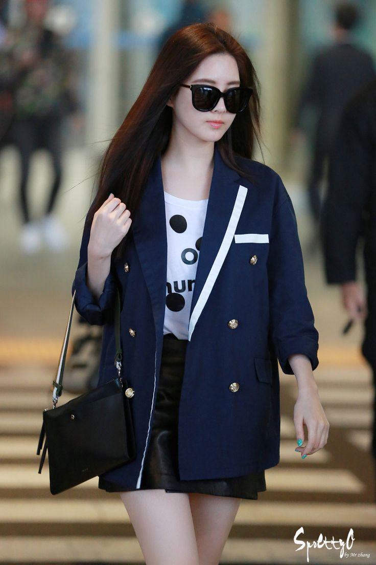 Seo Pretty :: 150330 Incheon Airport 서현 3p