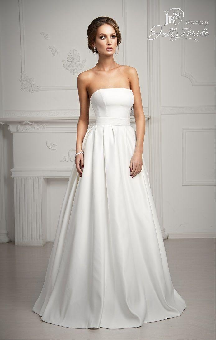 Свадебное платье Тесс