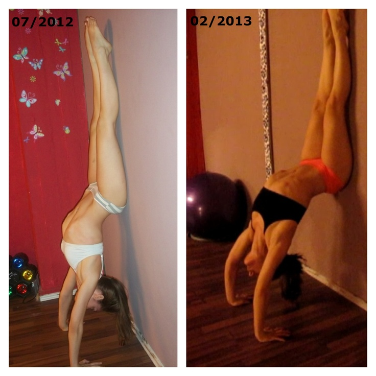 Elli Voulgari Before & After #stretching #flexibility ...