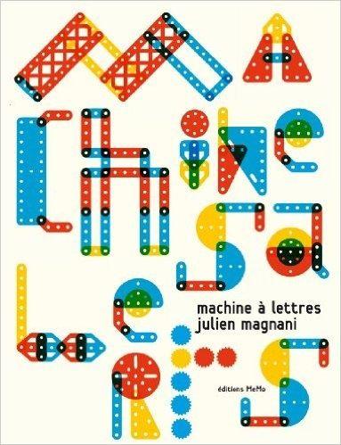 Ce livre est un abécédaire pas comme les autres... Il nous explique comment une machine a permit la création et la fabrication des lettres ! L'auteur explore le tracé des lettres qu'il a illustré à la manière du jeu de construction Meccano en utilisant...