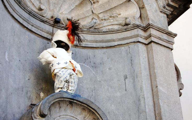Brussels Folklore Stories: Manneken Pis, the Witch, the Duke and a City on Fire   itinari