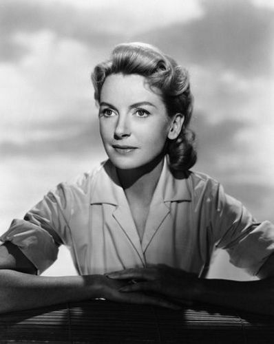 Deborah Kerr (1921-2007) born Deborah Jane Kerr-Trimmer in Scotland