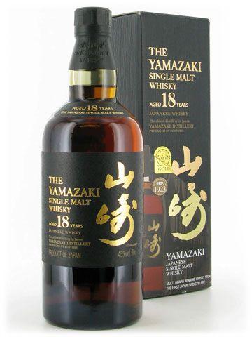 Yamazaki 18  [Single Malt Japanese Whisky]