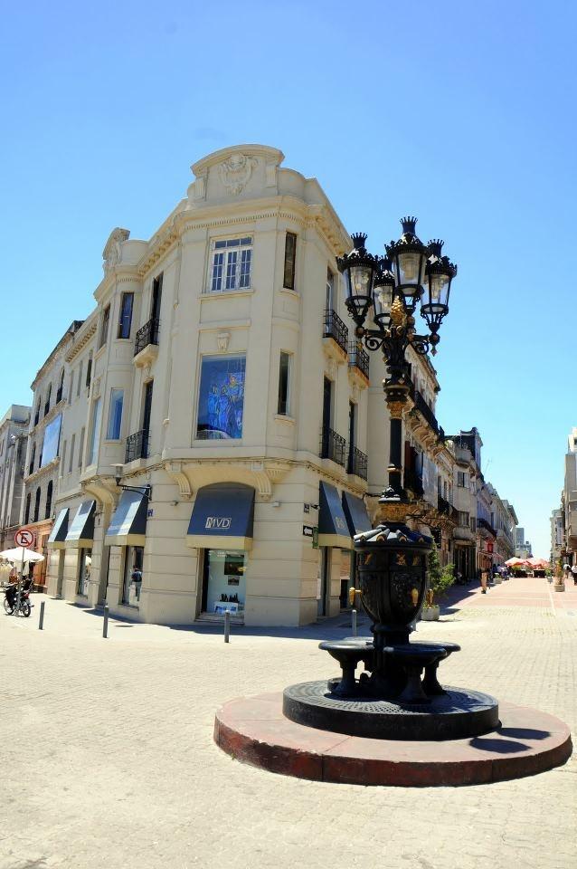 Ciudad Vieja, Montevideo - Uruguay