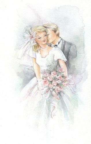 Масленица, свадебные картинки для декупажа хорошего качества