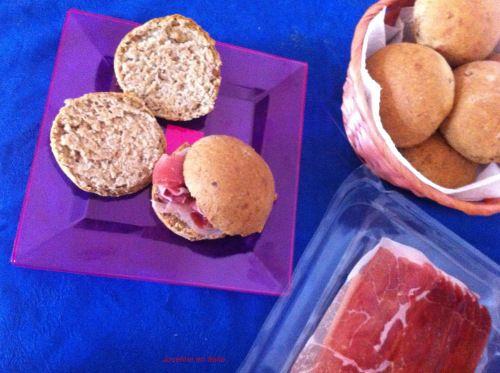 panini al gorgonzola e noci