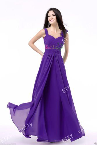 long prom dress. comes in green purple or blue $56.00