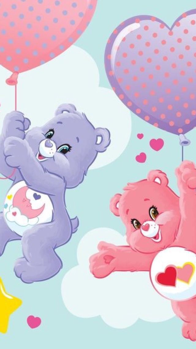 466 best images about ositos cari osos on pinterest - Care bears wallpaper ...