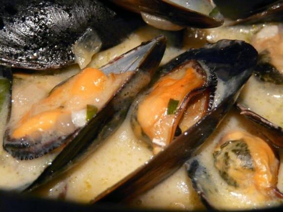 Portoguese Mussels