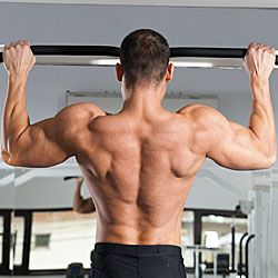 Best Back Exercise - How to Strengthen and Build Lats Muscle Size/Tone
