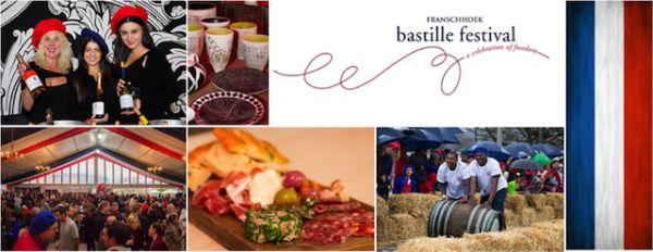 Franschhoek Bastille Day - 12&13 July