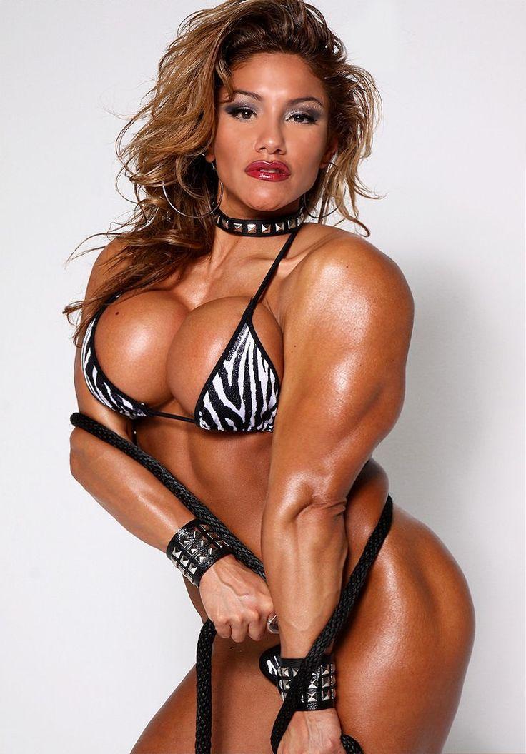 Latina Fbb   Carla Gutierrez  Female Fitness Models -3801