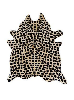 56% OFF Natural Brand Togo Cowhide Rug, Giraffa, 7' x 5' 5
