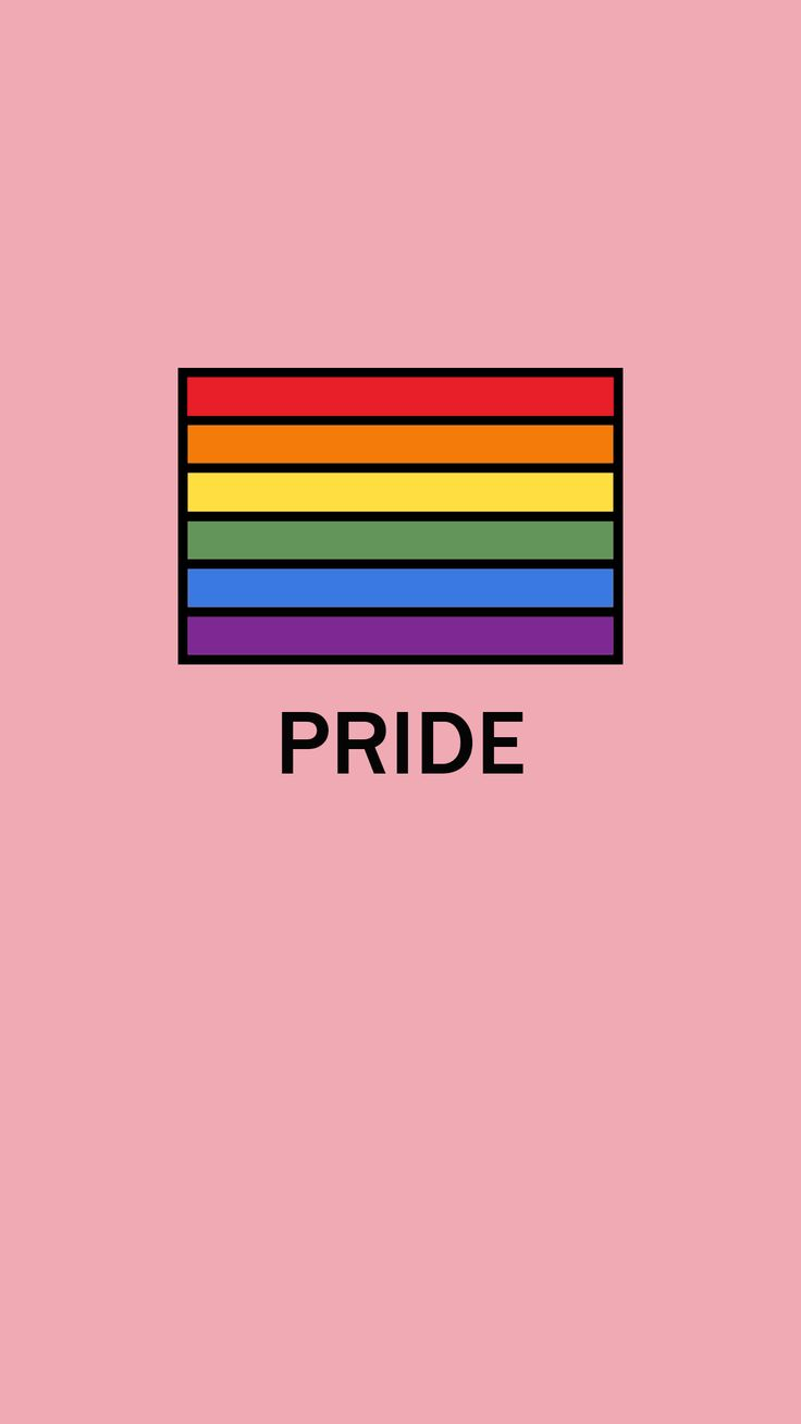 Arco Iris Lgbt, Bi Flag, Gay Aesthetic, Rainbow Wallpaper, Rainbow Aesthetic, Lesbian Pride, Cute Wallpapers, Bunt, Backgrounds