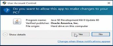 How To Set Environment Variables For Java Installation