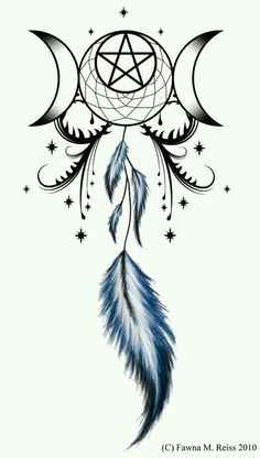 wiccan tattoos - Google Search                                                                                                                                                      Mehr