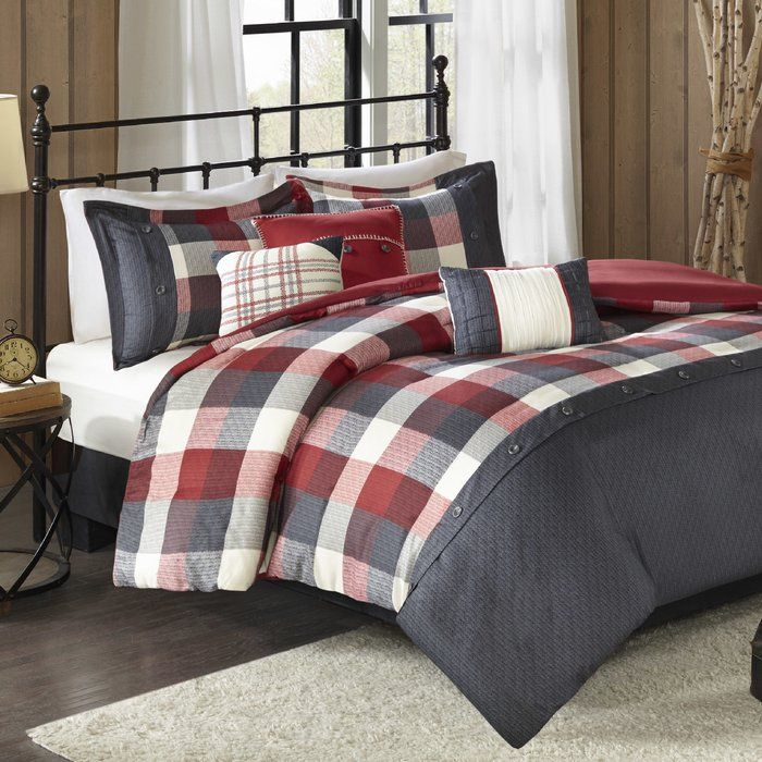 King City Duvet Cover Set