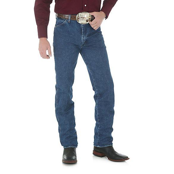 Wrangler® Cowboy Cut® Slim Fit Jean
