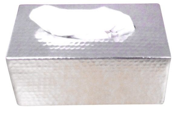 http://www.houzz.com/photos/42398642/Silver-Rectangular-Tissue-Box-traditional-tissue-box-holders
