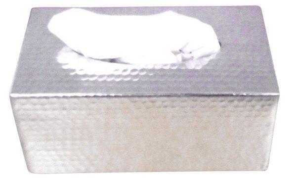 http://www.houzz.com/photos/42398642/Silver-Rectangular-Tissue-Box-traditional-tissue-box-holders