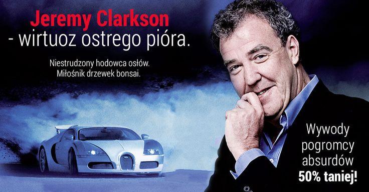 Szczegóły: http://cyfrabook.nextore.pl/clarkson_c1536.xml Nazwa: #Clarkson z Insignis -50% Czas trwania: 05.08 – 11.08.2014 Rabaty: -50%