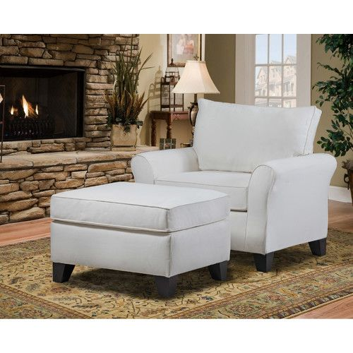 found it at wayfair norbury arm chair and ottoman