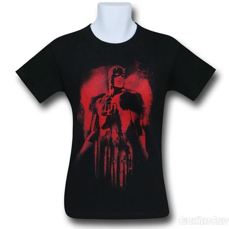 Daredevil Punisher Symbol Men's T-Shirt