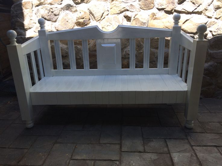Soft love bench seat