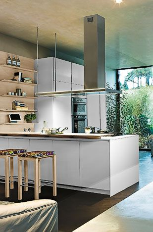Snaidero USA brings the craftsmanship and design of luxury modern Italian  kitchens - including the Orange modern kitchen  to North and Central  America.