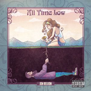 """All Time Low-Jon Bellion/Spotify """"When you're happy you enjoy the song. When your sad you understand the lyrics""""."""