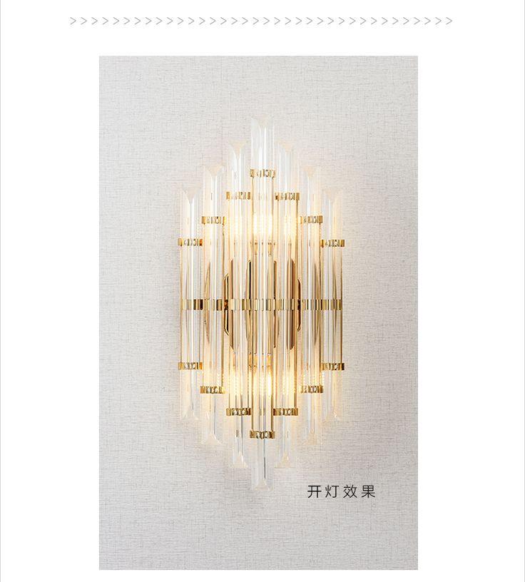 После того, как микро современного искусства дизайнер модель дома творческой личности кристалл лампы проходах огни спальне прикроватные фоне -tmall.com Lynx
