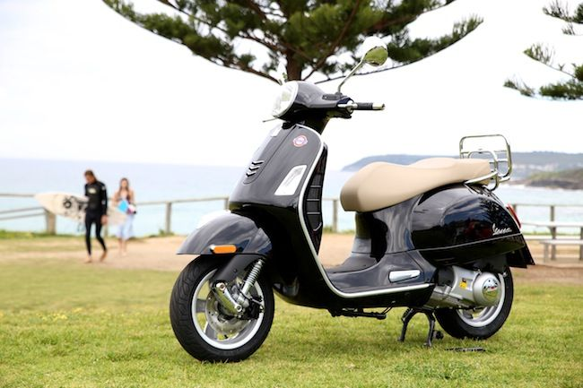 Vespa GTS 250 ie FL | Scooter News and Reviews | Scootersales