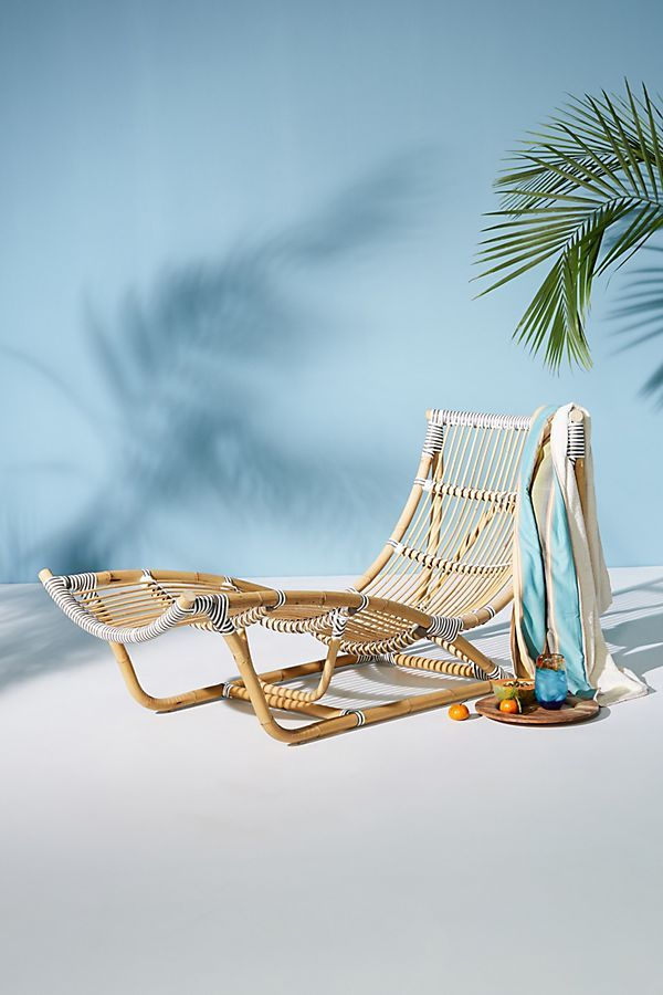 Slide View: 1: Canyon Indoor/Outdoor Lounge Chair